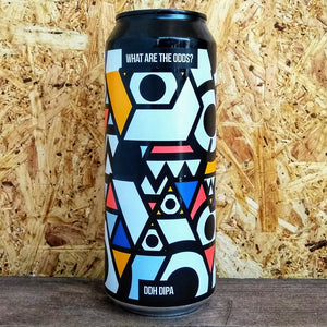 Magic Rock x Verdant What Are The Odds? DIPA 8.3% (500ml)