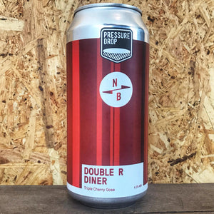 Pressure Drop x North Double R Diner 4.2% (440ml)