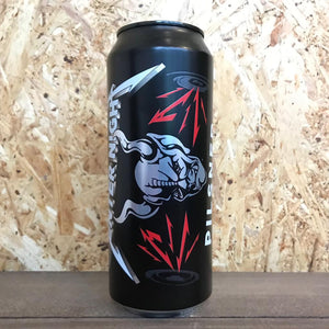 Stone x Metallica Enter Night Pilsner 5.7% (500ml)