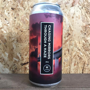 Wylam Chasing Mirrors Through A Haze IPA 7.1% (440ml)