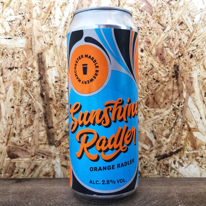 Marble x Slim Pickens Sunshine Radler 2.8% (500ml)