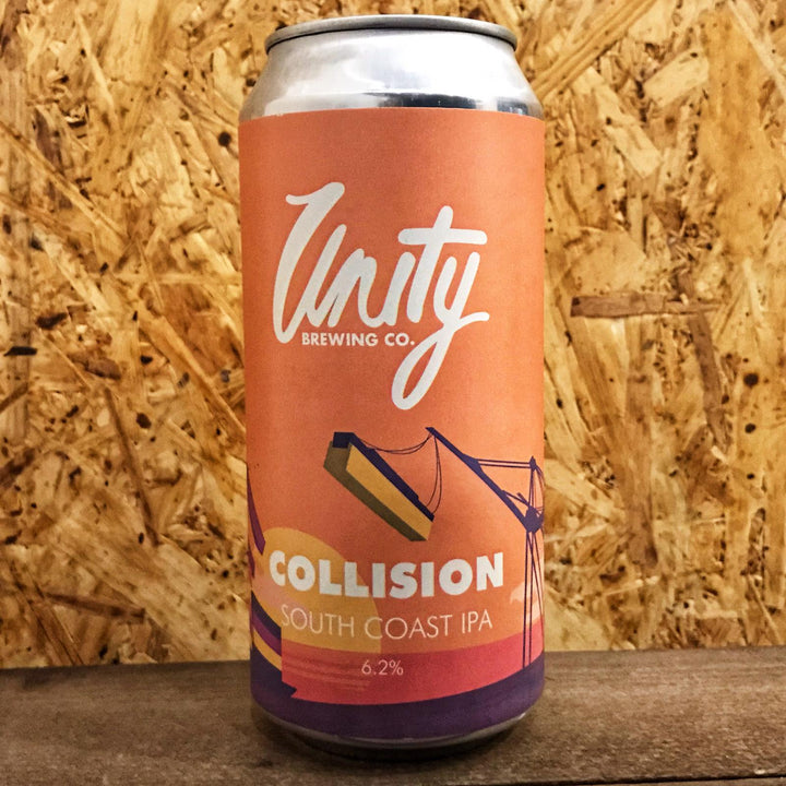 Unity Collision IPA 6.2% (440ml)
