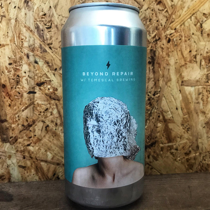 Garage Beer Co x Temescal Beyond Repair 4.5% (440ml)