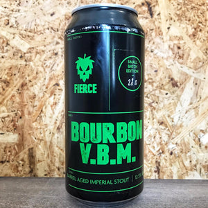 Fierce Bourbon BA VBM 12.5% (440ml)