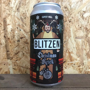 Gipsy Hill Blitzen Kriek 3.4% (440ml)