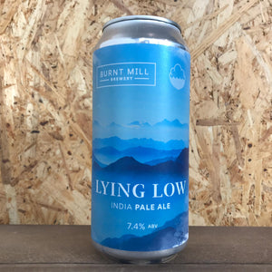Burnt Mill x Cloudwater Lying Low IPA 7.4% (440ml)
