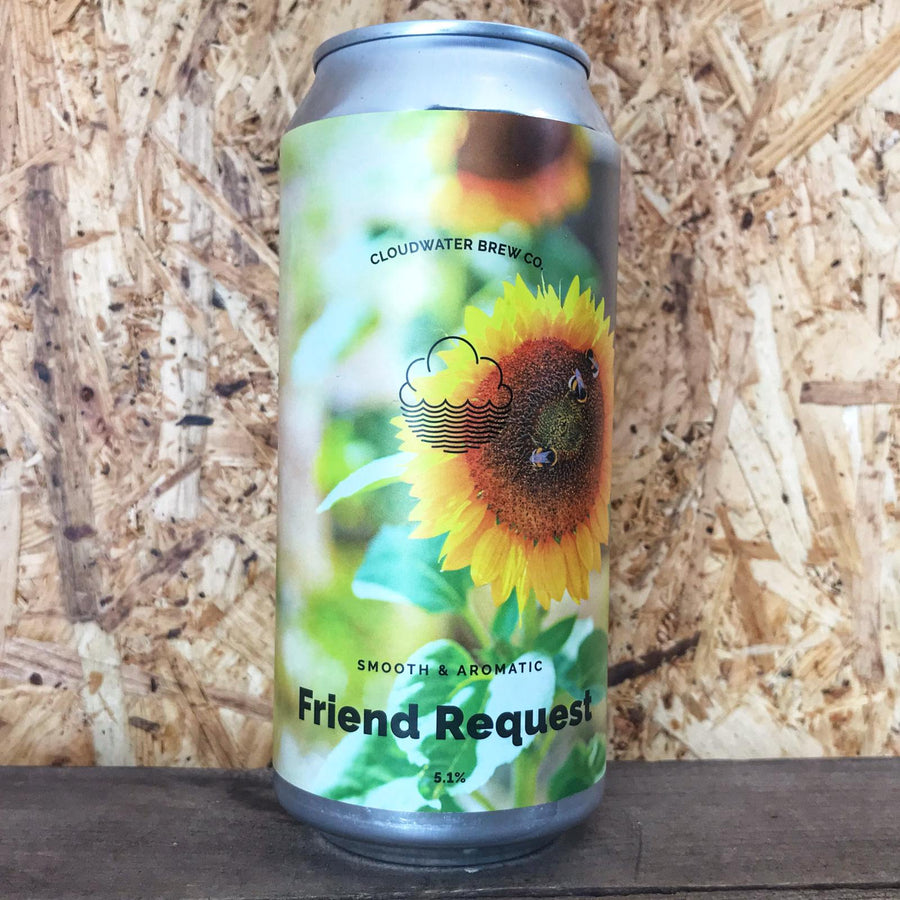 Cloudwater Friend Request Pale Ale 5.1% (440ml)
