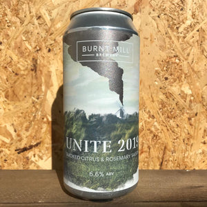 Burnt Mill Unite Saison 6.6% (440ml)