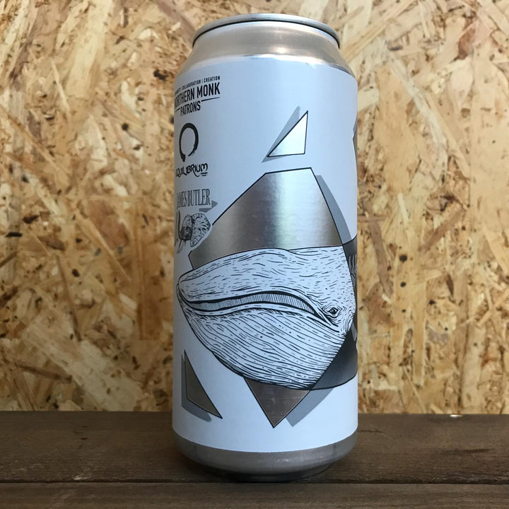 Northern Monk x Equilibrium A Whale of Two Cities DIPA 8.9% (440ml)