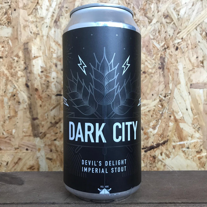 Northern Monk x Lervig Dark City 2018 9% (440ml)
