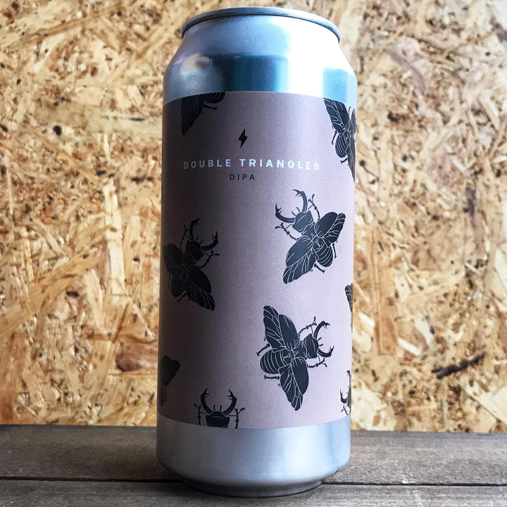 Garage Beer Co Double Triangles DIPA 8.8% (440ml)
