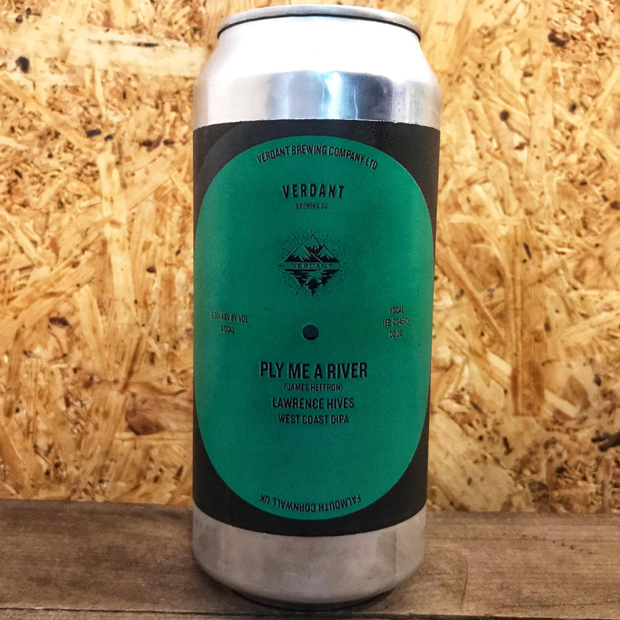 Verdant Ply Me A River IPA 8% (440ml)