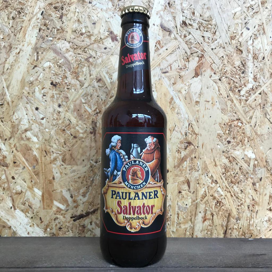 Paulaner Salvator Doppelbock 7.9% (330ml)