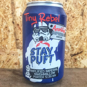 Tiny Rebel Amplified Stay Puft 12.8% (330ml)