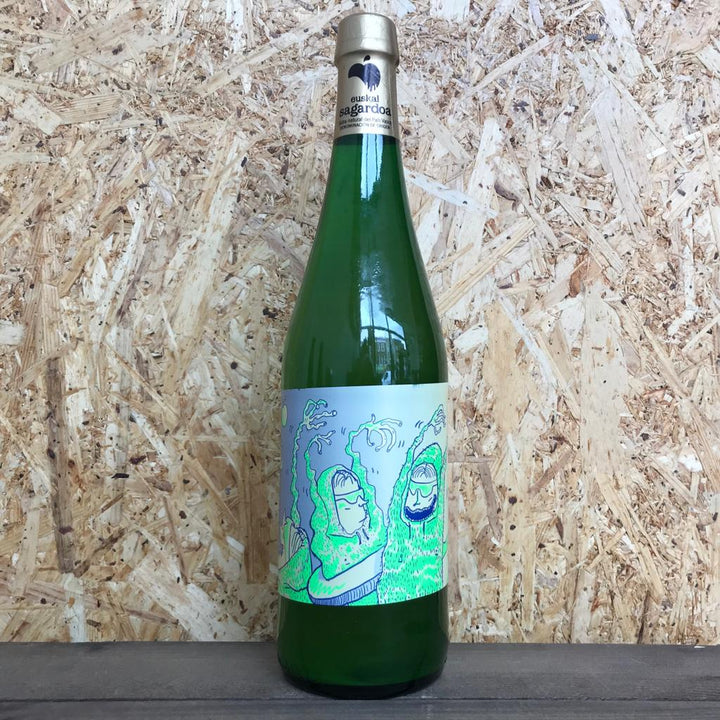Lervig x Zapiain Basque Cider 6% (750ml)