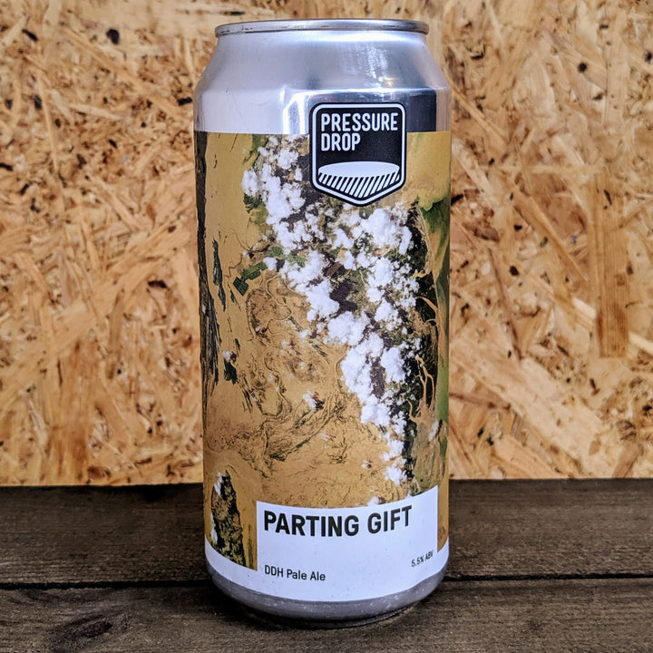 Pressure Drop Parting Gift DDH Pale Ale 5.5% (440ml)