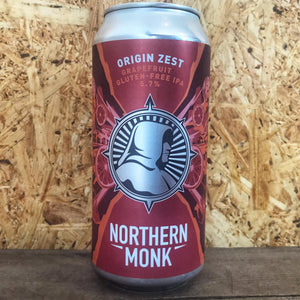 Northern Monk Origin Zest Grapefruit 5.7% (440ml)