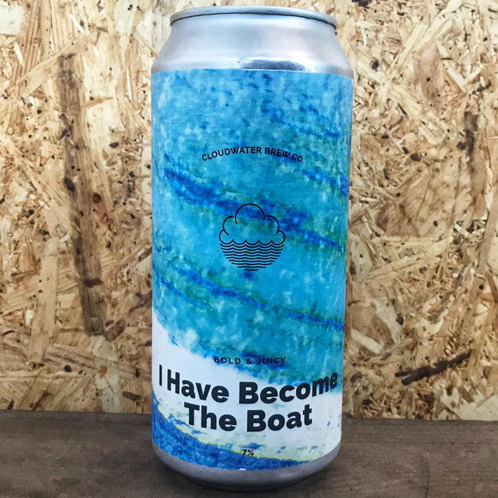 Cloudwater I Have Become The Boat IPA 7% (440ml)