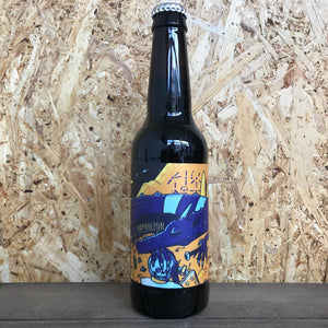 Boutilliers x Seven Sisters Not So Fast Champ Smoked Stout 5.5% (330ml)