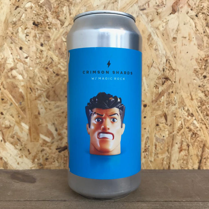 Garage Beer x Magic Rock Crimson Shard IPA 6.5% (440ml)