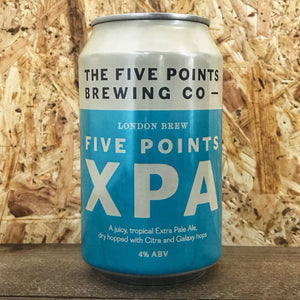 Five Points XPA 4% (330ml)