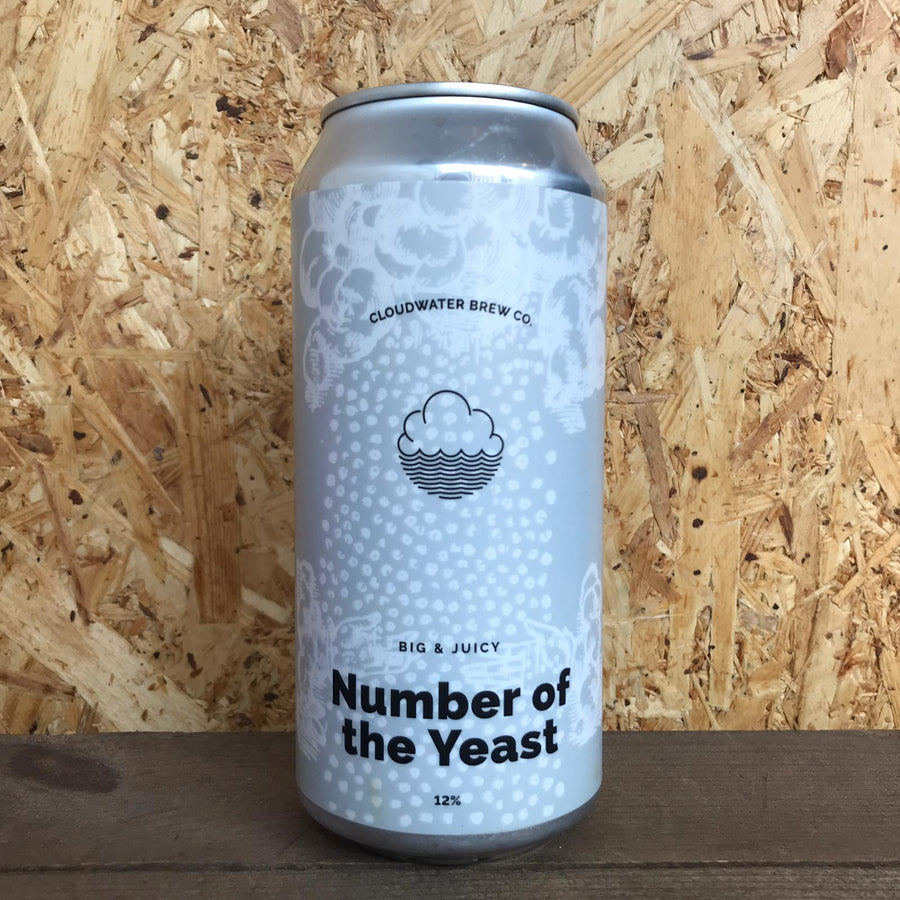 Cloudwater Number Of The Yeast 12% (440ml)