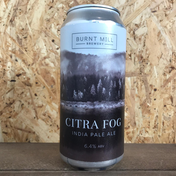 Burnt Mill Citra Fog IPA 6.4% (440ml)
