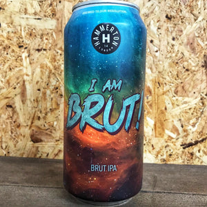 Hammerton I Am Brut IPA 5.4% (440ml)