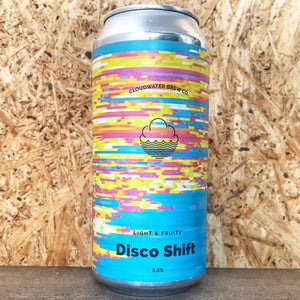 Cloudwater Disco Shift Blackberry Pale 3.4% (440ml)506