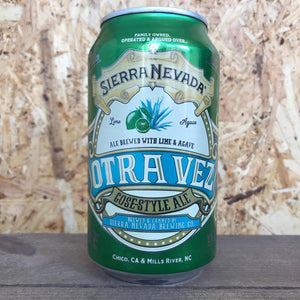 Sierra Nevada Otra Vez Lime and Agave Gose 4.9% (355ml)
