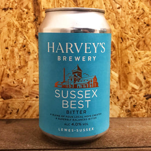 Harvey's Best Bitter Cans 4% (330ml)