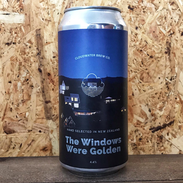 Cloudwater The Windows Were Golden Pale Ale 4.4% (440ml)