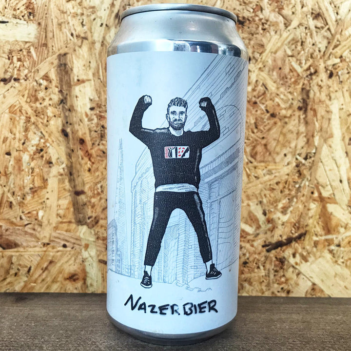 Cloudwater Nazerbier Coffee Porter 6% (440ml)