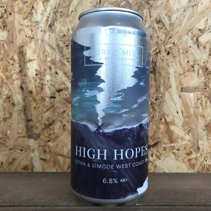 Burnt Mill High Hopes IPA 6.8% (440ml)
