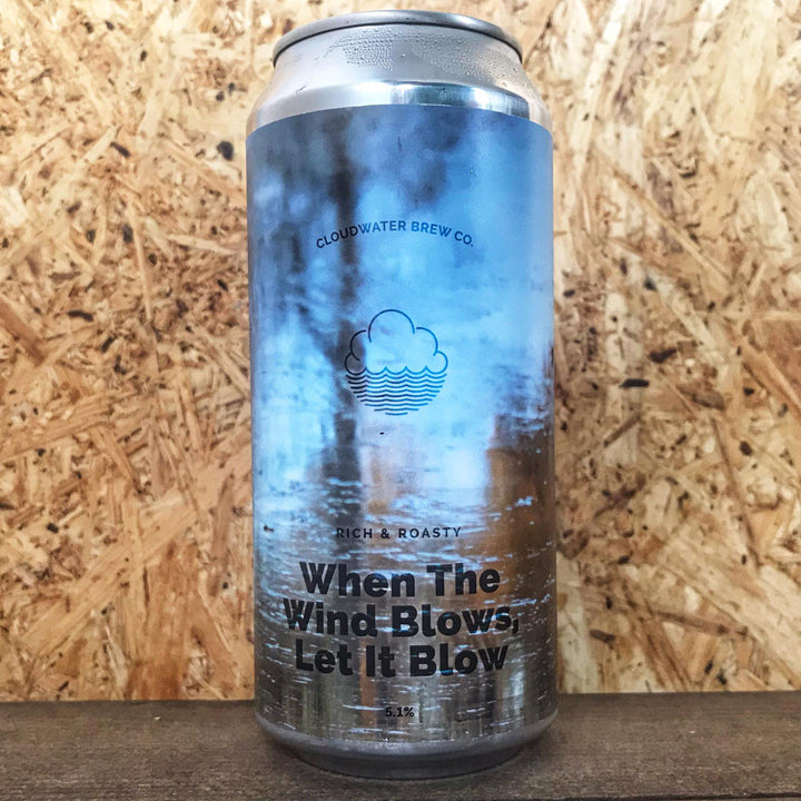 Cloudwater When The Wind Blows Amber 5.1% (440ml)