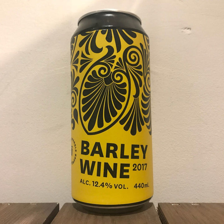 Marble Barley Wine 12.4% (440ml)