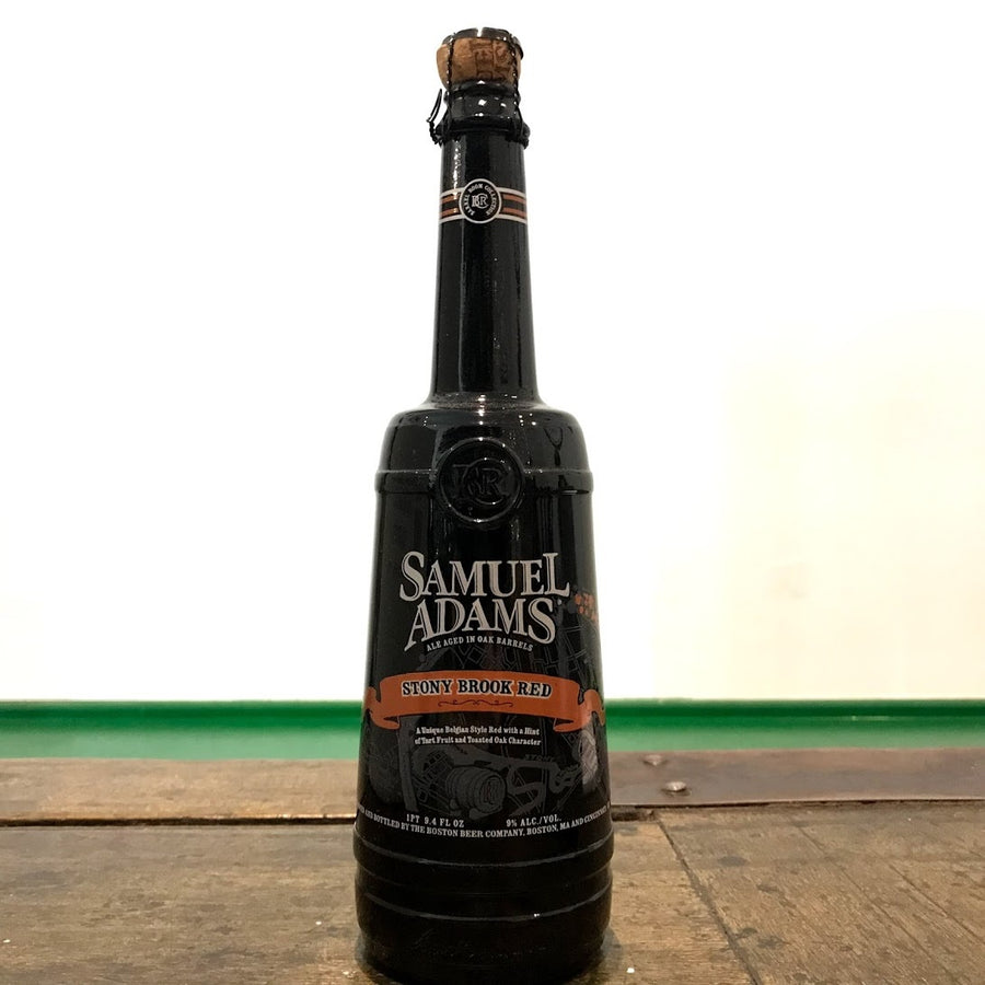 Samuel Adams BRC Stony Brook Red 9% (750ml)