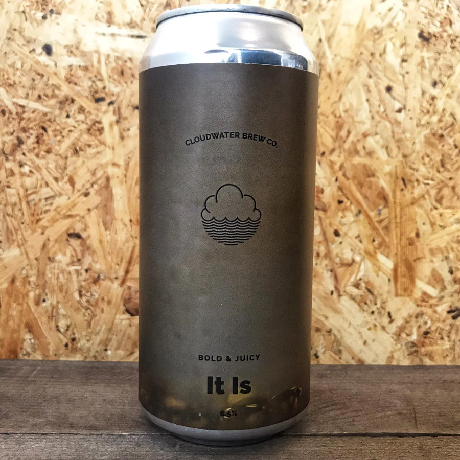 Cloudwater It Is DDH IPA 6.5% (440ml)