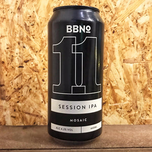 Brew By Numbers 11 Session IPA Mosaic 4.2% (440ml)