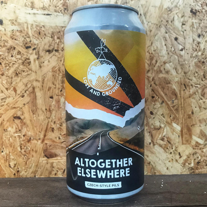 Lost & Grounded Altogether Elsewhere 5% (440ml)