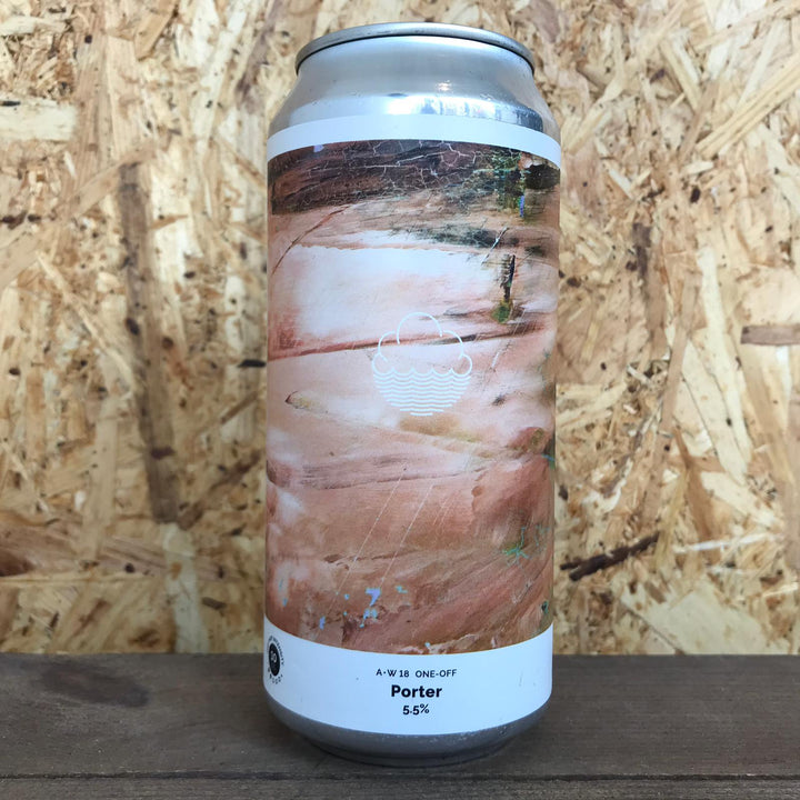 Cloudwater AW 18 One Off Porter 5.5% (440ml)