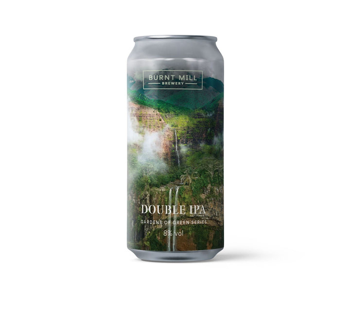 Burnt Mill Gardens of Green DIPA 8% (440ml)