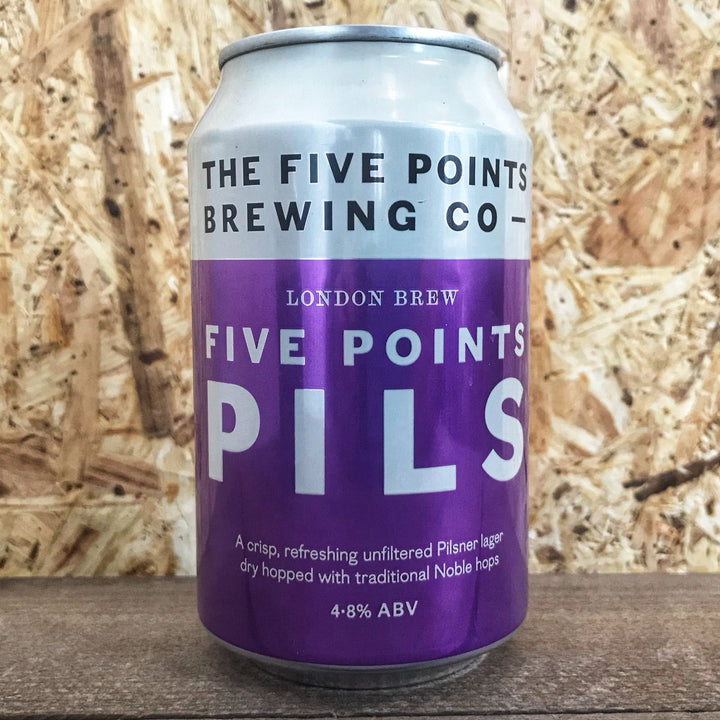 Five Points Pils 4.7% (330ml)