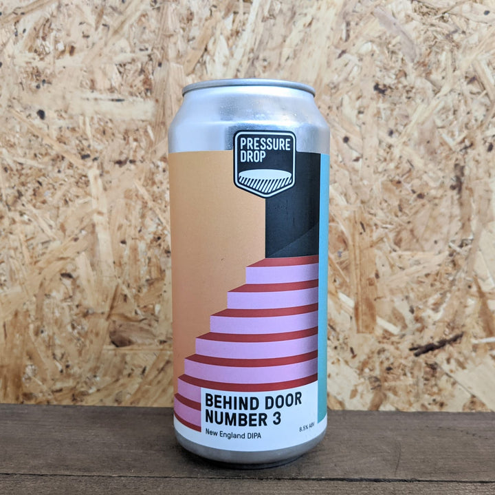 Pressure Drop Behind Door Number 3  NEIPA 8.5% (440ml)