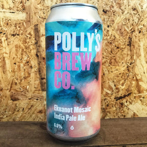Pollys Brew Co Ekuanot Mosaic IPA 6.6% (440ml)