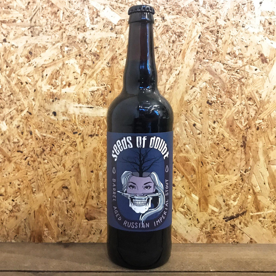 Seeds of Doubt Bourbon Barrel Aged Imperial Stout 11% (660ml)