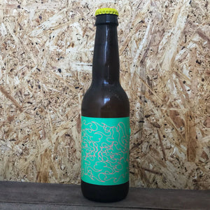 Omnipollo Double Peach Popcorn Sour 3.5% (330ml)