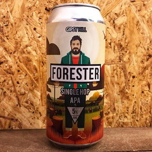 Gipsy Hill Forester Pale Ale 5% (440ml)