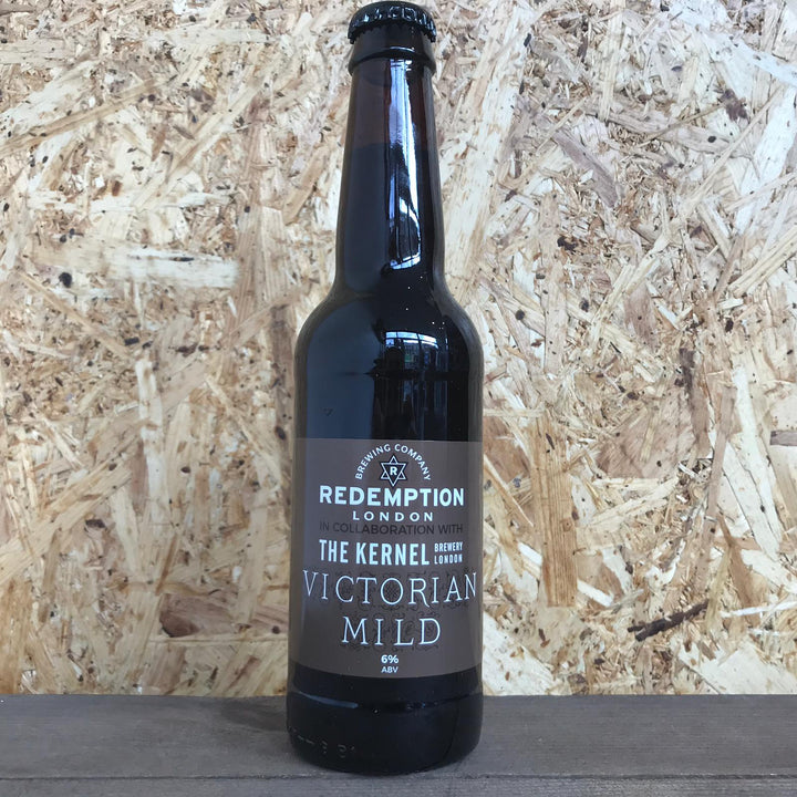 Redemption X The Kernel Victorian Mild 6% (330ml)