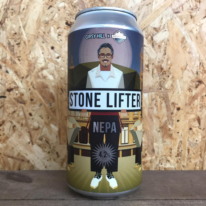 Gipsy Hill x Basqueland Stone Lifter 4.2% (440ml)
